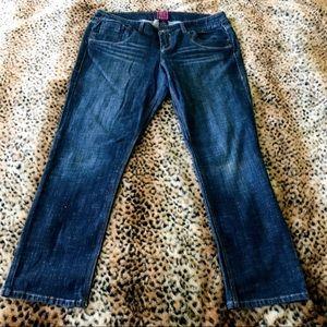 Torrid Dark Wash Plus Size Jeans